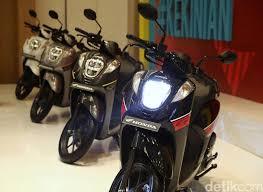 Harga dan Spesifikasi Honda Genio 2020