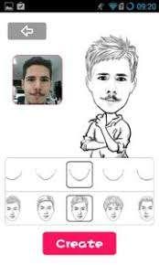 aplikasi edit foto kartun momentcam
