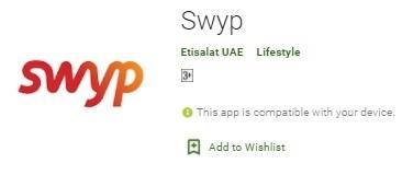 aplikasi SWYP mirip tiktok