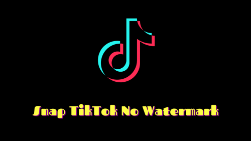 Snap TikTok No Watermark: Begini Cara Menggunakannya!